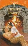 Wagered Woman - Christine Rimmer
