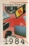 Vuonna 1984 - Oiva Talvitie, George Orwell