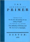 The New England Primer - Wallbuilders Press, Westminster Assembly