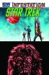 Star Trek Infestation #1 - Scott Tipton