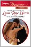 The Devil's Heart (Harlequin Larger Print Presents) - Lynn Raye Harris