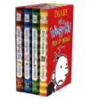 Diary of a Wimpy Kid: #1-4 - Jeff Kinney