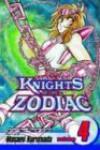 Knights of the Zodiac (Saint Seiya), Vol. 4 - Masami Kurumada