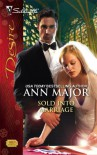 Sold Into Marriage (Silhouette Desire) - Ann Major