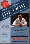 The Goal: A Process of Ongoing Improvement - Eliyahu M. Goldratt, Jeff Cox