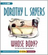 Whose Body? (Lord Peter Wimsey Mysteries, #1) - Dorothy L. Sayers, David  Case