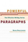 Powerful Paragraphs - Bruce Ross-Larson