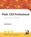 Adobe Flash CS3 Professional Hands-On Training - Todd Perkins