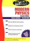 Schaum's Outline of Modern Physics - Ronald Gautreau, Schaums, William Savin