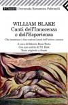 Canti dell'Innocenza e dell'Esperienza - William Blake, Roberto Rossi Testa