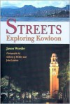 Streets: Exploring Kowloon - Jason Wordie,  Anthony J. Hedley (Photographer),  John Lambon (Photographer)