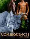 Consequences (Dominion, #2.1) - Lissa Kasey