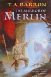 The Mirror Of Merlin (The Lost Years of Merlin, #4) - T.A. Barron, Mike Wimmer