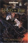 Hand of Fire (Forgotten Realms: Shandril's Saga, #3) - Ed Greenwood
