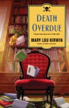 Death Overdue - Mary Lou Kirwin