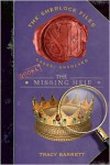 The Missing Heir (The Sherlock Files Series #4) - Tracy Barrett