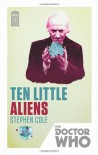 Ten Little Aliens - Stephen Cole