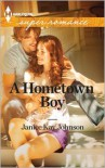 A Hometown Boy - Janice Kay Johnson