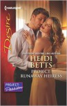 Project: Runaway Heiress - Heidi Betts
