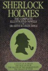 Sherlock Holmes: The complete illustrated novels -  Arthur Conan Doyle
