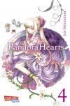 Pandora Hearts, #4 - Jun Mochizuki