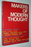 The Horizon Book of  Makers of Modern Thought - Unknown