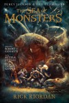 The Sea of Monsters: The Graphic Novel - Rick Riordan, Tamas Gaspar, Attila Futaki, Robert Venditti
