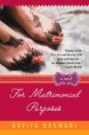 For Matrimonial Purposes - Kavita Daswani