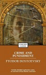 Crime and Punishment - Fyodor Dostoyevsky, Margaret Brantley