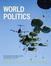 World Politics [With Web Access] - Jeffrey Haynes, Lloyd Pettiford, Peter Hough, Shahin Malik