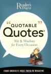 Quotable Quotes - Reader's Digest Association