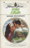 Savage Atonement - Penny Jordan