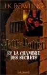 Harry Potter et la chambre des secrets  - Jean-François Ménard, J.K. Rowling