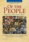 Of the People: A Concise History of the United States, Volume I: To 1877 - James Oakes;Michael McGerr;Jan Ellen Lewis;Nick Cullather;Jeanne Boydston