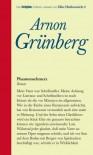 Phantomschmerz - Arnon Grunberg