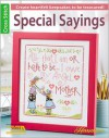 Special Sayings to Stitch - Herrschners