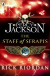 The Staff of Serapis - Rick Riordan