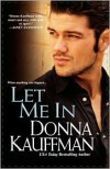 Let Me in - Donna Kauffman