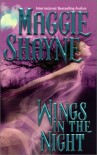 Wings in the Night (3-in-1) - Maggie Shayne