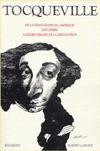 De la démocratie en Amérique (Poche) - Alexis de Tocqueville