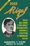 Jose Rizal (Buhay, Mga Ginawa At Sinulat) in Tagalog Version- Philippine Book -