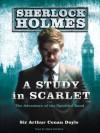 A Study in Scarlet - Simon Prebble,  Arthur Conan Doyle