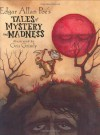 Edgar Allan Poe's Tales of Mystery and Madness - Edgar Allan Poe,  Gris Grimly