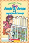 Junie B. Jones y el negocio del mono  - Barbara Park, Denise Brunkus