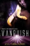 Vanquish - Z.L. Arkadie