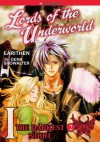 The Darkest Night 2 - Lords of the Underworld #1 (Harlequin Comics) - Gena Showalter, EARITHEN