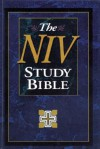 NIV Study Bible: New International Version (Large Print  Edition) - Anonymous, Kenneth L. Barker