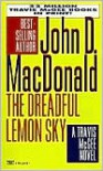 The Dreadful Lemon Sky - John D. MacDonald