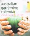 Australian Gardening Calendar - Penguin Books