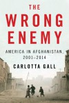 The Wrong Enemy: America in Afghanistan, 2001-2014 - Carlotta Gall